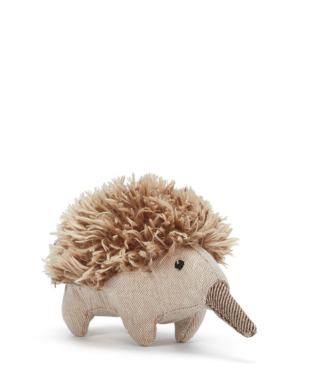 Mini Spike the Echidna Rattle