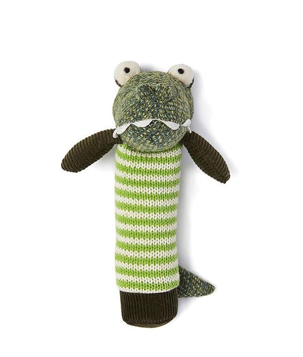 NanaHuchy Albert The Croc Rattle