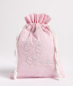 NanaHuchy Diamond Bag-Pink