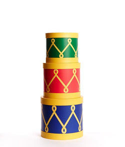 NanaHuchy Drum-3 Boxes