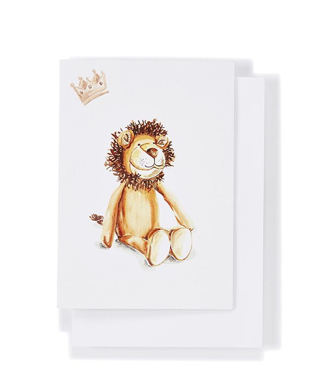 NanaHuchy Gift Card-Hunter Lion