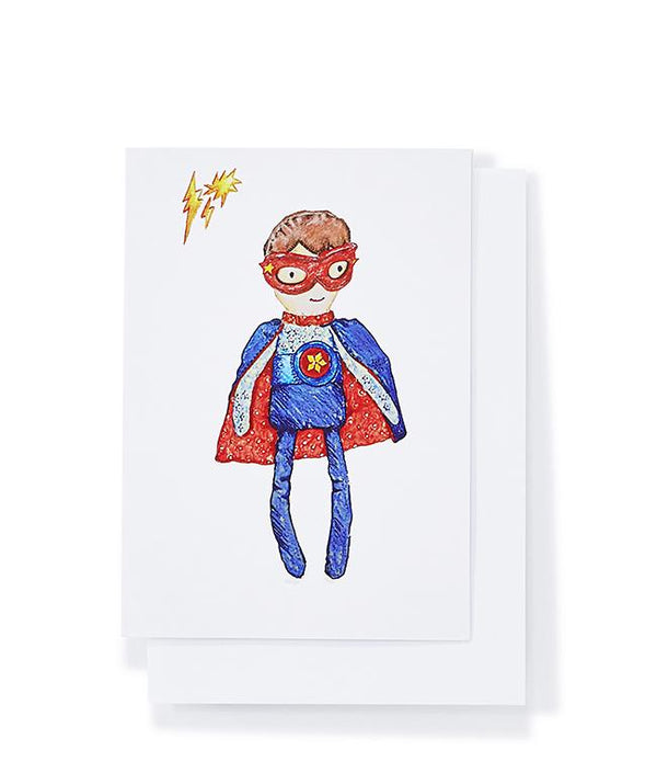 NanaHuchy Gift Card-Super Boy