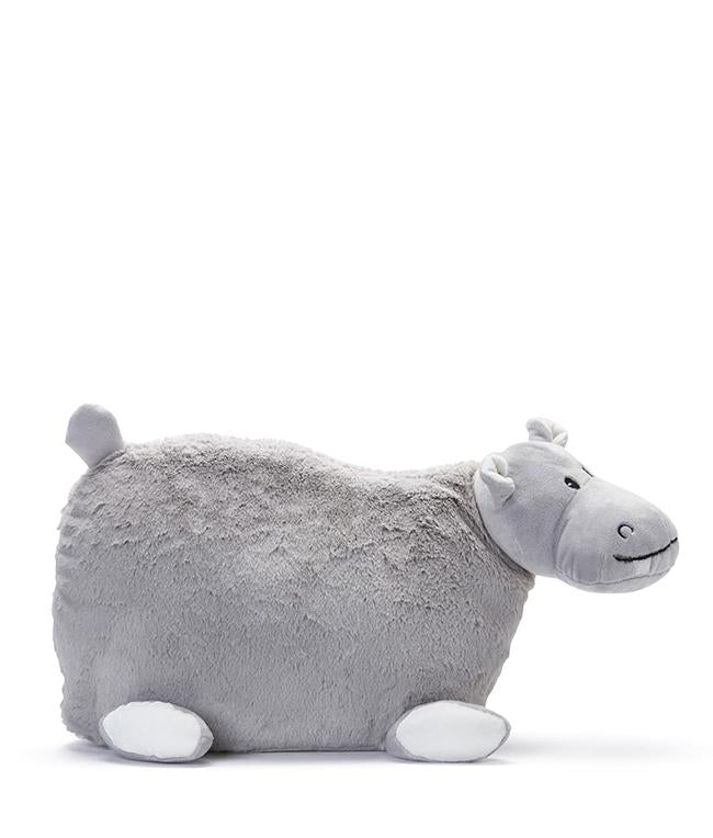 NanaHuchy Hank the Hippo-travel pillow