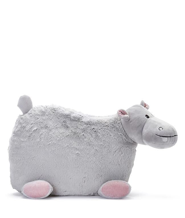 NanaHuchy Hazel the Hippo-travel pillow