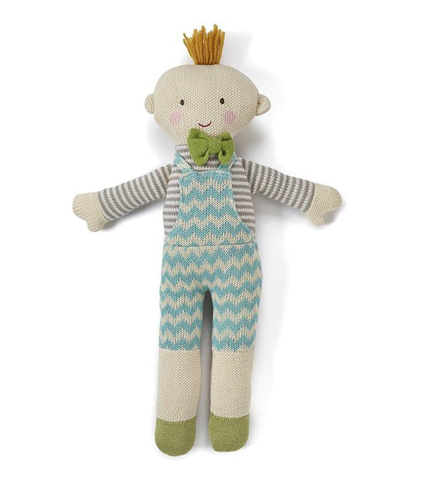 NanaHuchy Knitted Doll-Oliver