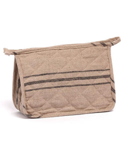 NanaHuchy Linen Wash Bag-Blue