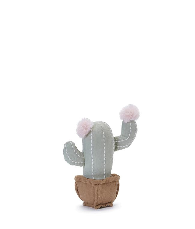 NanaHuchy Little Blooming Cactus Rattle