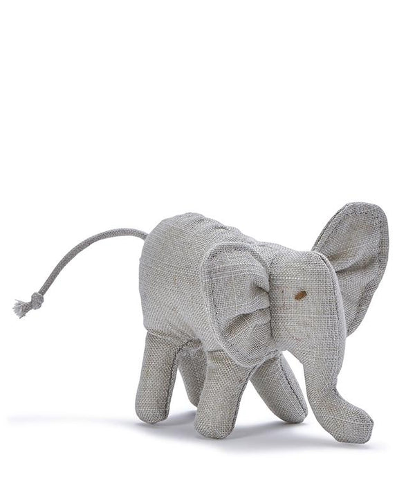 NanaHuchy Mini Elephant Rattle