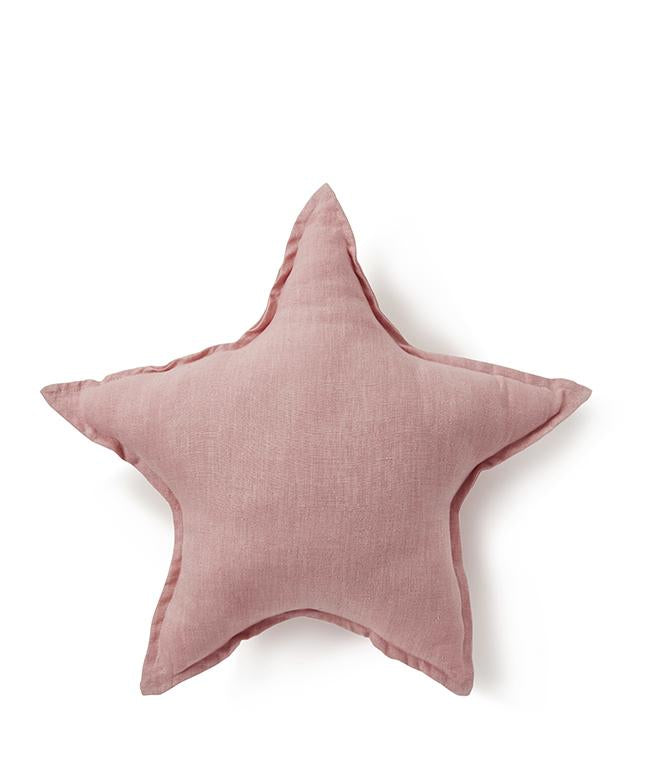 NanaHuchy Star Cushion Lge-Pink