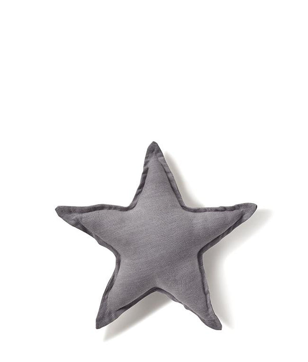 NanaHuchy Star Cushion Sml-Grey