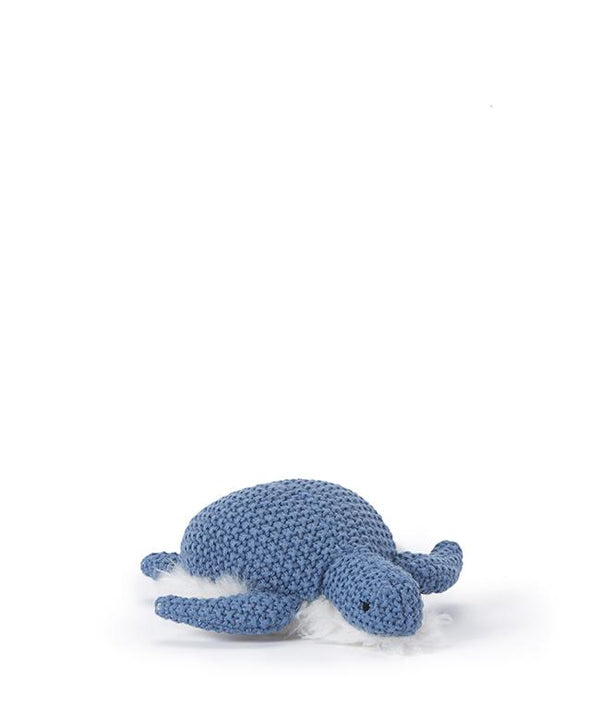 NanaHuchy Toby Turtle rattle-Blue