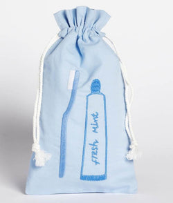 NanaHuchy Toothbrush Bag-Blue