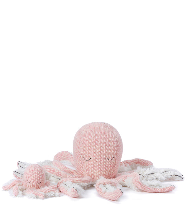 Ollie Octopus Set - Pink
