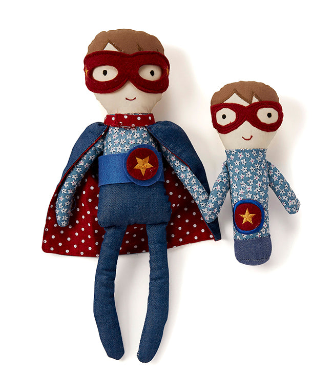 Super Boy & Rattle Set