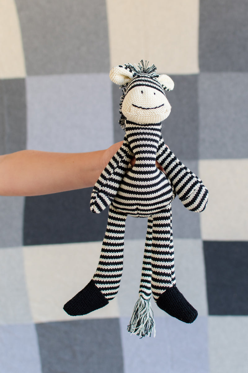 Zac The Zebra