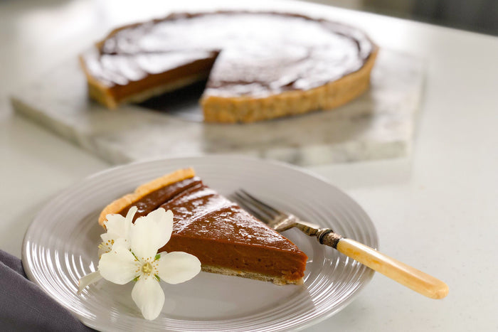 Love Cake Pumpkin Pie