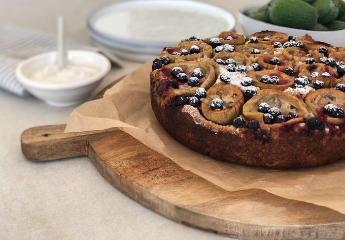 Love Cake Allergy Friendly Feijoa Cake