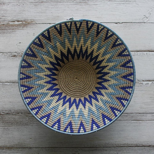 Large Pattern Baskets