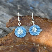 Load image into Gallery viewer, Spiral Earrings