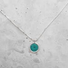 Load image into Gallery viewer, Mini Classic Silver Necklace