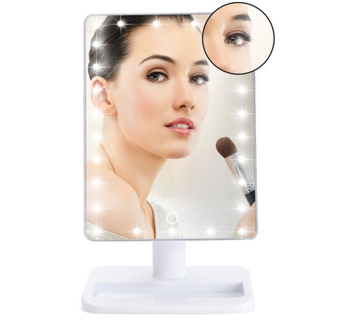 BLUETOOTH MAKEUP MIRROR