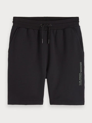 Clean Sweat Shorts in Black