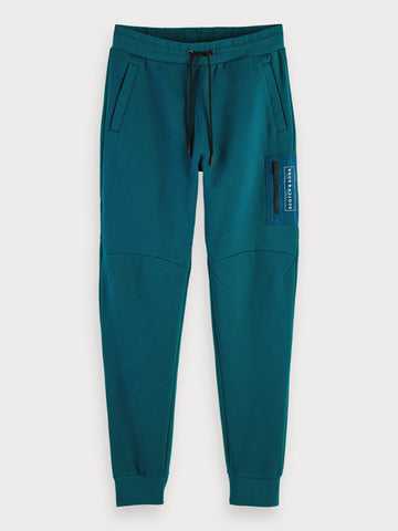 Basic Sweatpants in Blue