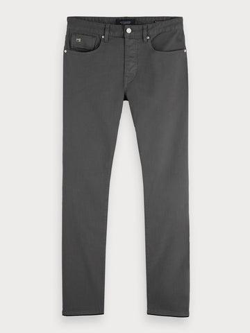 Ralston - Garment Dyed Jeans | Regular slim fit in Grey