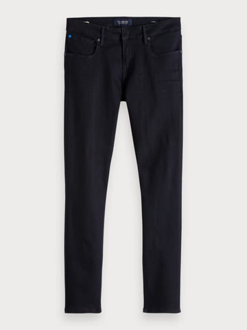 Tye Plus - Walk The Plank | Slim carrot fit in Black