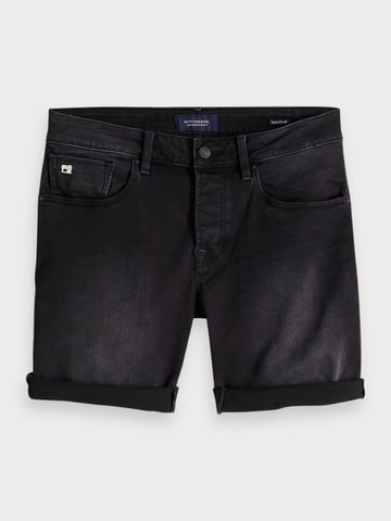 Ralston Shorts - Free Runner Black | Regular slim fit