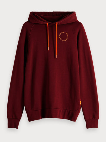 Signature Hoodie in Red