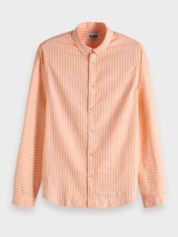 Oxford Shirt | Slim fit in Orange