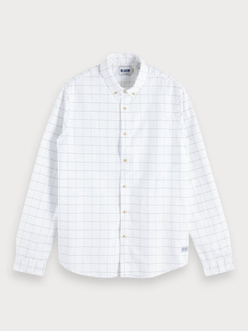 Oxford Shirt | Slim fit in White