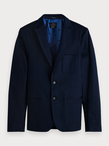 Indigo Blazer in Blue