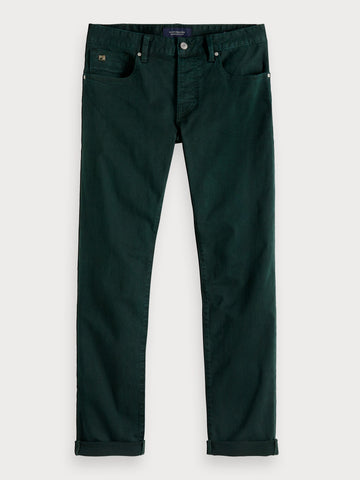 Ralston - Garment Dyed | Regular slim fit in Green