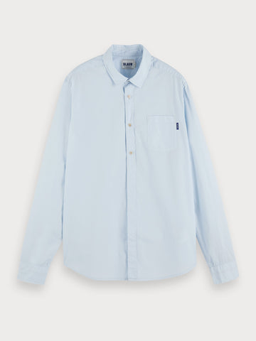 Lightweight Shirt | Regular fit in Blue