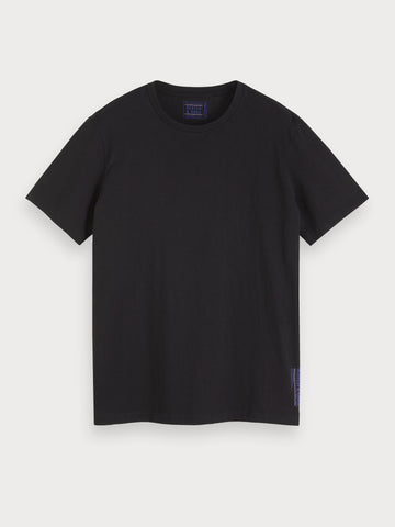 Basic Jersey T-Shirt in Black