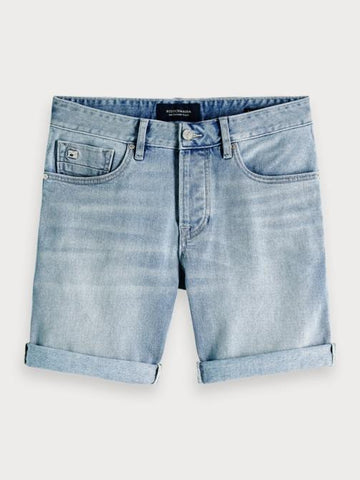 Ralston Shorts - Cool Pool | Regular slim fit in Blue