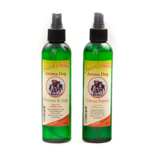 6) Snook's Aroma Dog - Essential Oil Spray