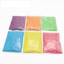 1 Bag Colorful Powder Rainbow Corn Flour Colorful Starch Gags Practical Jokes For DIY Holiday Party Festival Runs Funny Gadgets - Kesheng special effect equipment