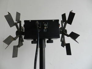 SF004C electric double windmill - Kesheng special effect equipment