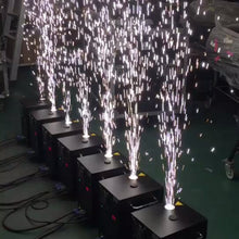 Reusable Remote and DMX control stage fountain machine,spark machine - Kesheng special effect equipment