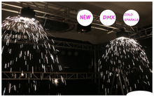 stage air burst,Cold pyro rain,meteor shower effect machine - Kesheng special effect equipment