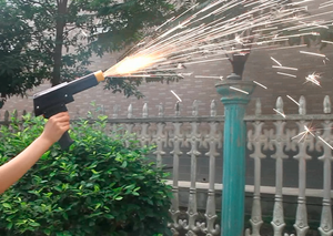 Cold Pyro Gun - Kesheng special effect equipment