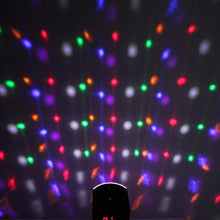 6W LED RGB Auto/Sound Control DMX512 Strobe Stage Effect Lighting DJ Disco Bar Party 7 Channel With Remote Light Lamp AC90-240V - Kesheng special effect equipment