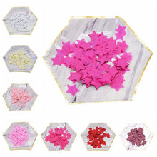 1000pcs Star Shape Sprinkles Tissue Paper Confetti Boda Birthday Party Wedding Table Decoration Balloon Pinata Fillers Supplies - Kesheng special effect equipment