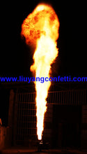 49C  Large LPG PROPANE GAS FLAME PROJECTORS - Kesheng special effect equipment