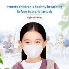 Kn95 Children's Mouth Face Mask Four-layer Dust Mask Disposable Child Mask 99% Filtration N95  Masks For Kids Fast Shipping - Kesheng special effect equipment