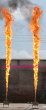 18F 10 meters height single color large Flame Projectors - Kesheng special effect equipment