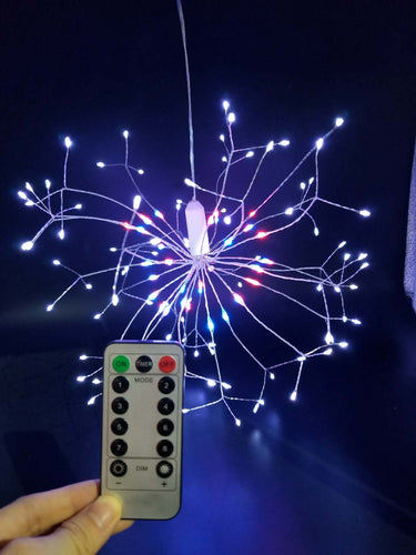 REMOTE CONTROL LED FIREWORKS LIGHT - Kesheng special effect equipment